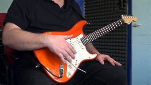 Fender Stratocaster Tone  U0026 Volume Control    Knob Tutorial