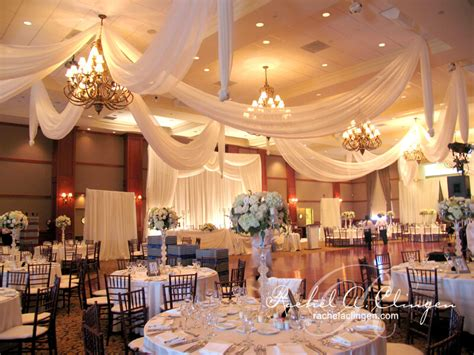 draping for wedding receptions draping wedding decor toronto a clingen wedding