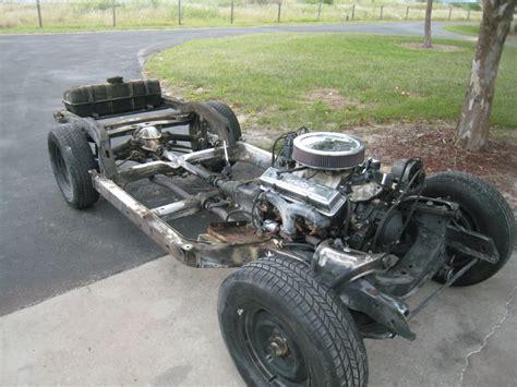 cc chassis build     corvette roadster resto