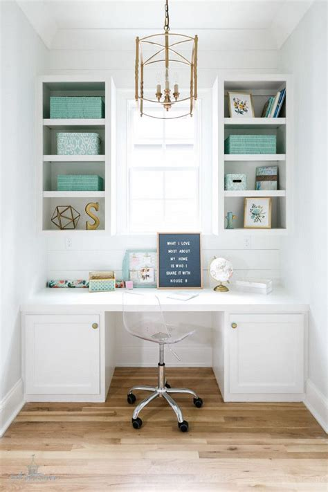 built in desk ideas for home office 452 best home offices craft rooms images on pinterest