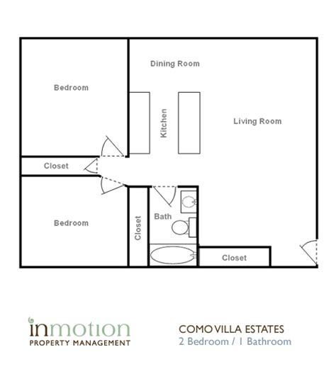2 bedroom 1 bath inmotion property management como villa estates 13924 | como 2 bedroom 1 bath