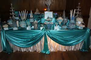 quinceanera candy buffets alesondra s winter wonderland