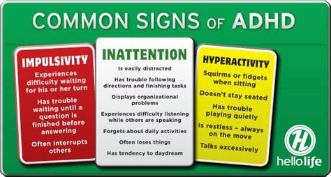 recognizing the symptoms of adhd 714   ADHD