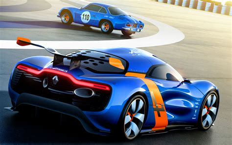 Renault Alpine A110 50 Concept 4 Wallpaper Hd Car Wallpapers