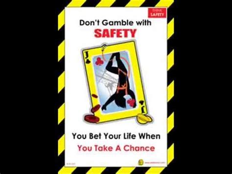 industrial safety posters youtube