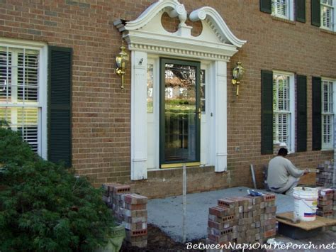 cost to add a front porch how much does it cost to build or add on a front porch