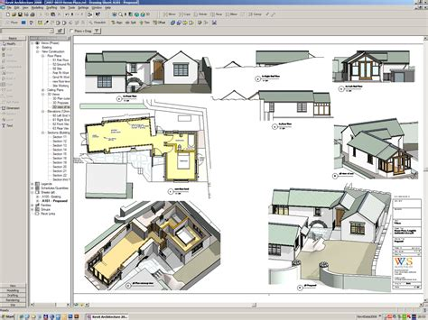 Floor Plan Software Windows by Lake District Architect Autodesk Revit Resources Index Page