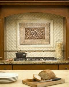 murals for kitchen backsplash relief tiles those with a raised design add texture and dimension to your backsplash