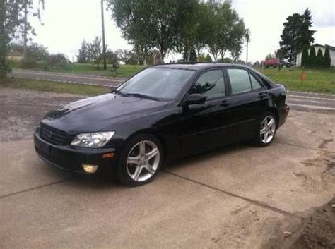 lexus is300 lowered find used 2001 lexus is300 low miles runs great in