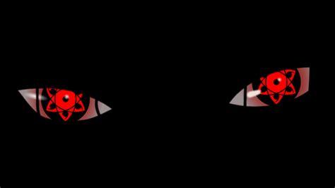 Naruto Sharingan Eyes Wallpaper