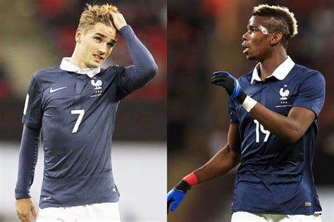 France head coach didier deschamps is happy to give antoine griezmann and paul pogba his opinion on their futures but has warned them to be sure they make the right choice for their careers. Chelsea plot stunning £110m double deal for French ...