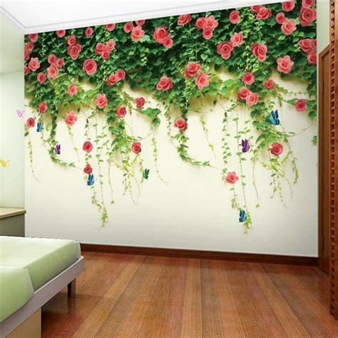 Tapeten Wohnzimmer Blumen by 3d Tapete F 252 R Eine Tolle Wohnung