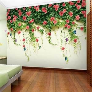 3d Wandgestaltung Selber Machen : 3d tapete f r eine tolle wohnung ~ Sanjose-hotels-ca.com Haus und Dekorationen