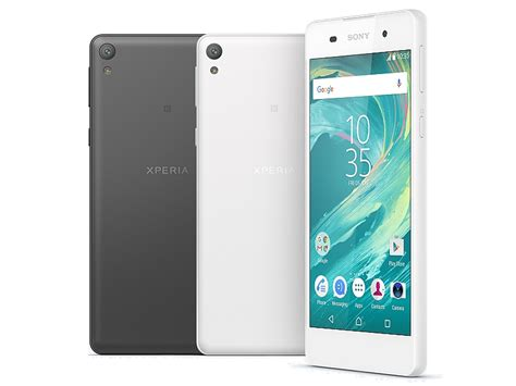 Sony Xperia E5 With 5-inch Display, 13-megapixel Camera