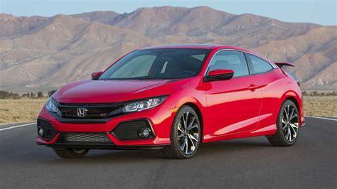 2018 Honda Civic Si; Affordable Performance And Fun