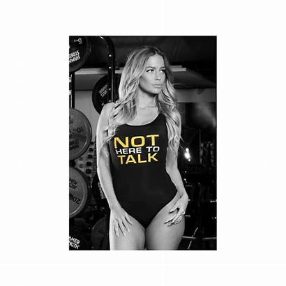 D067 Dedicated Talk Bodysuit Frauen Monsta Nebbia