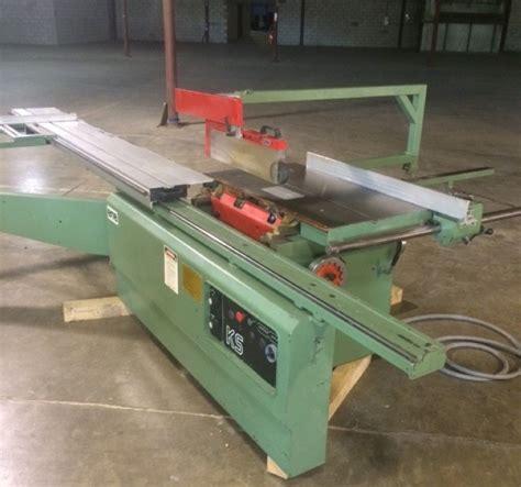 ema sliding table panel    machine  sale