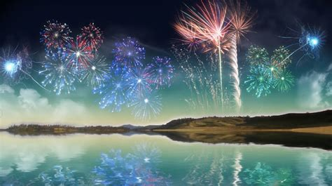 Animated Fireworks Wallpaper - fireworks animated wallpaper desktopanimated