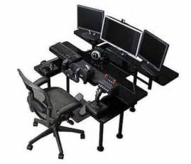 Chaise Bureau Gamer by Best Gamer Setups And Furniture