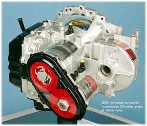 Chrysler 3 8 Liter And 4 0 Liter V6 Engines