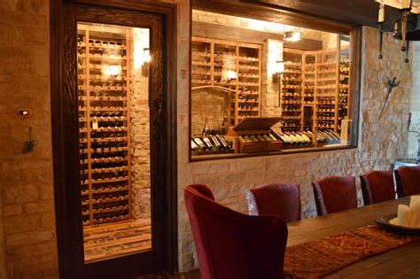 custom wine cellar increase luxury homes