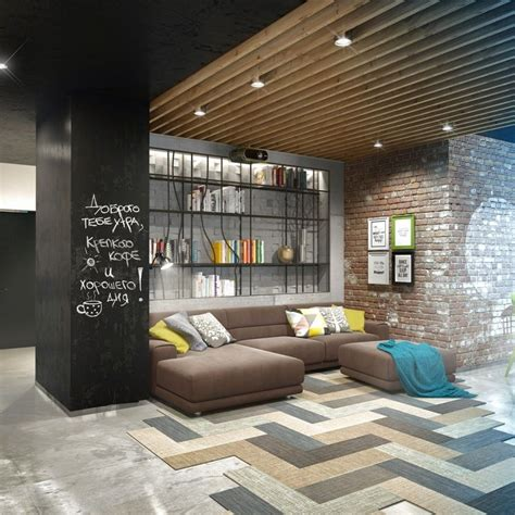 Three Creative Lofts Fit For Stylish Artists by Artist Loft 1024x1024 Home Decor En 2019 Decoraci 243 N De