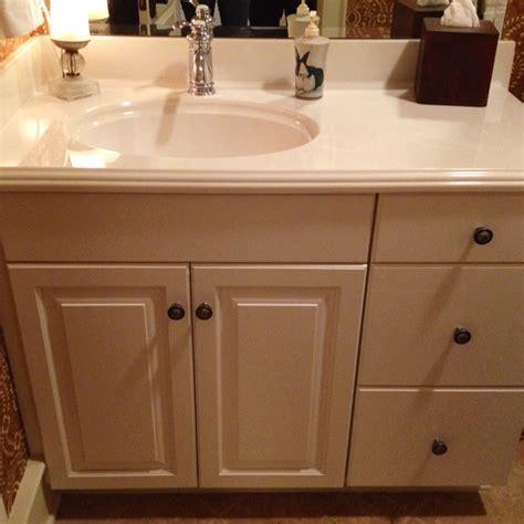 offset sink  bathroom vanity images  pinterest