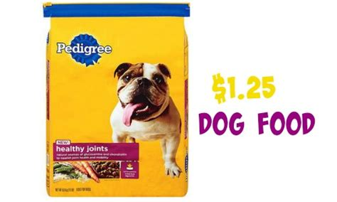 pedigree coupon dog food   publix southern savers