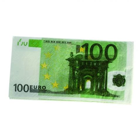 canap 100 euros mouchoirs en papier billets de 100 euros cadeau maestro
