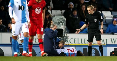 Blackburn Rovers suffer major injury blow to star ...
