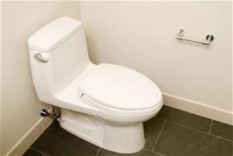 toilet clearance from wall what is the standard plumbing for a toilet home 6275