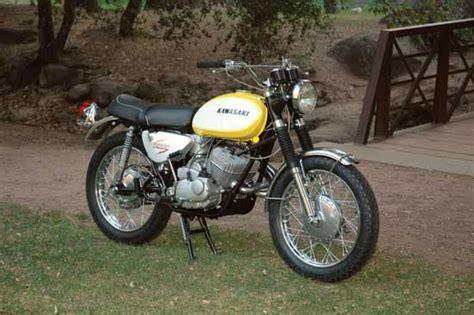 1969 Kawasaki 350 Avenger A7ss