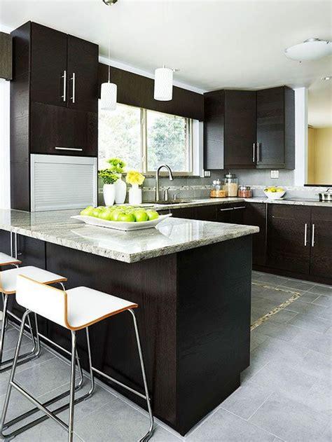 precioso cocinas modernas  barra cocina en