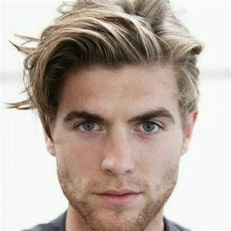 medium length hairstyles  men  rock