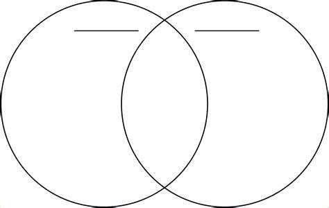 Ven Diagram For by Venn Diagram Template Business Mentor