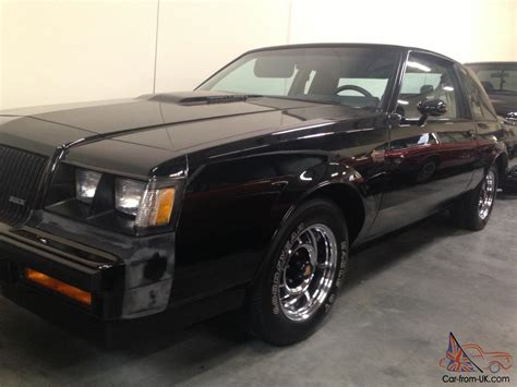Grand National Car For Sale by 87 Buick Grand National