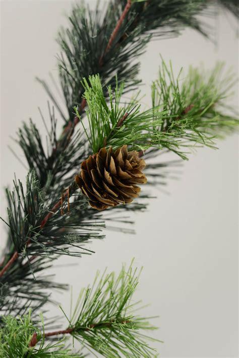 ft mt ming cashmere pine garland