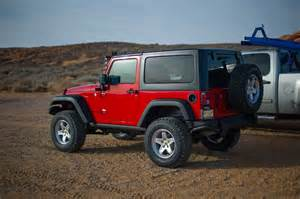 Jeep Wrangler Rubicon Twodoor 25 Inch Lift With 33 Inch