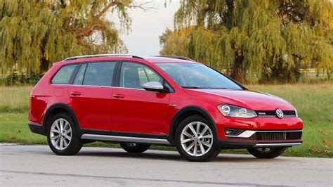 2017 Volkswagen Golf Alltrack Long Term Logbook