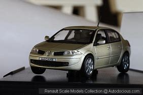 interieur megane 1 phase 2 renault megane i and ii 1 43 scale models autodocious