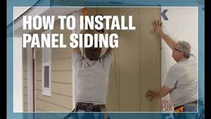 How To Install Lp U00ae Smartside U00ae Trim  U0026 Siding  3 Of 8
