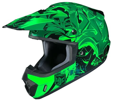 hjc motocross helmet 86 73 hjc cs mx 2 csmx ii graffed motocross mx off road