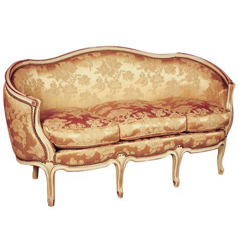 canapé style louis 15 canapé ottoman 3p style louis xv louis xv ateliers