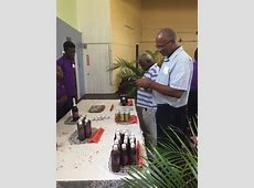 Diploma in Agriculture Year 2 Students showcasing their