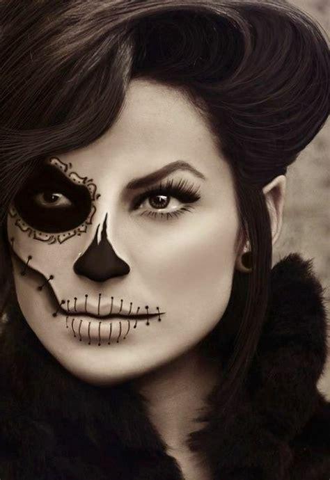 make up ideen leicht make up ideen masquerade