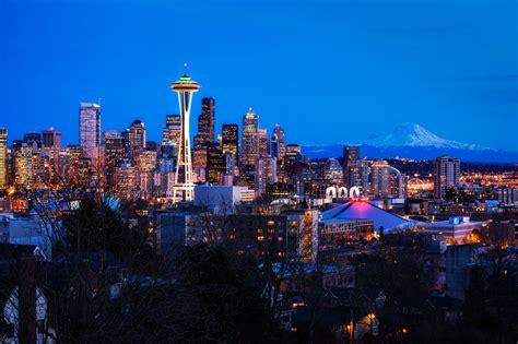 [42+] 4K Seattle Wallpaper on WallpaperSafari