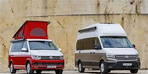 Volkswagen Grand California Is A Fully Outfitted Pop