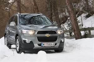 Essai Chevrolet Captiva : 4x4 = 7 places : En voiture