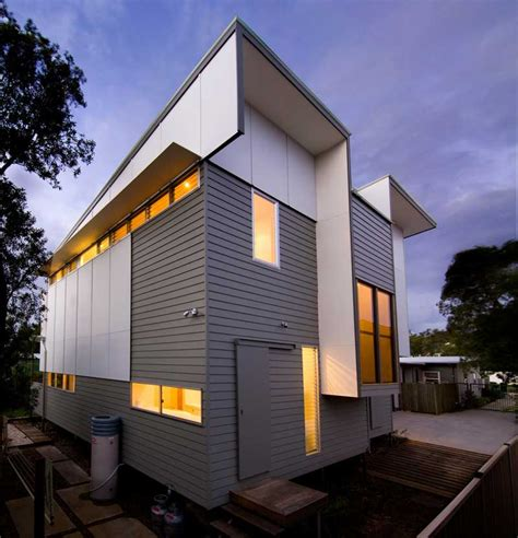 sheets panels quality external fibre cement cladding  style