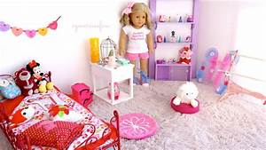 American Girl Room Ideas With Various Attract Colors